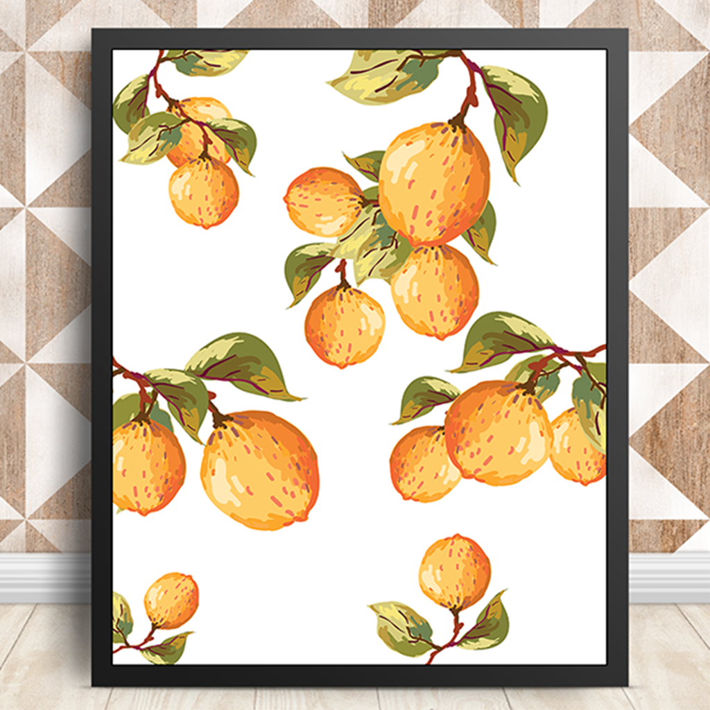 Plum-Fruits-Printable-Gardener-Gifts Etsy