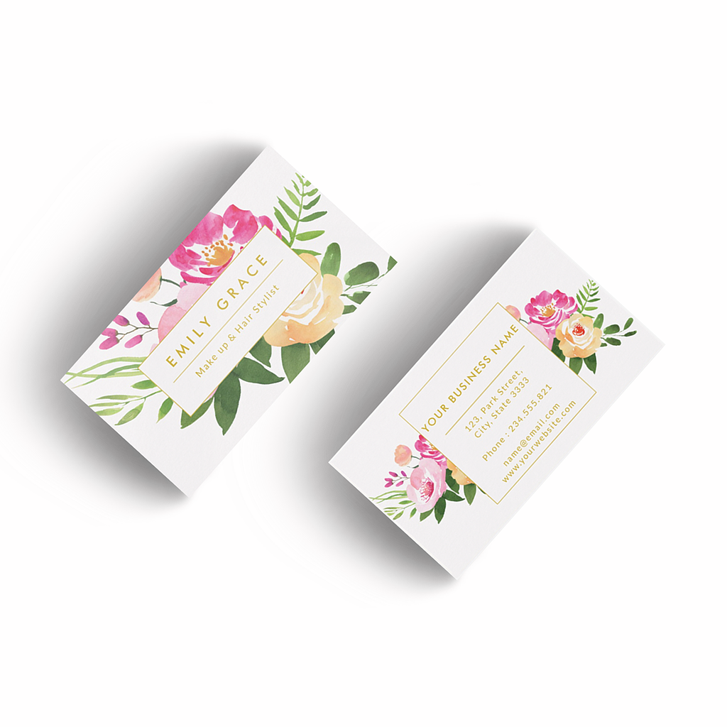 Business Cards Graphic Design Services